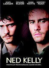 Double: A Knight'S Tale / Ned Kelly [DVD], Good DVD, Scott Handy, Rufus Sewell,