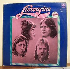 """33 tours LIMOUSINE Disque Vinyle LP 12"""" AMERICA - PTE Records 20250 EX F Rèduit"""