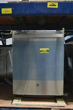 """Ge Gdt665Ssnss 24"""" Stainless Fully Integrated Dishwasher Nob #60865"""