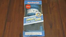Mighty Cool C-15000-2 Evaporative Cooler Pump15,000-21,000 CFM 240V-New In Box