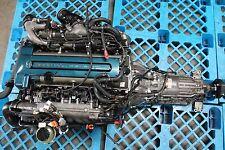 JDM TOYOTA 2JZGTE ARISTO SUPRA TWIN TURBO MOTOR VVTI  ENGINE AT TRANSMISSION ECU
