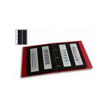 Recharges Initia à 2 bandes verticales pour carnets de timbres.