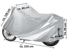 Gr. L Motorrad Roller Fahrrad Abdeckung Ganz Voll Falt Garage Abdeckplane Plane