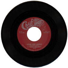 """G. 'DAVY' CROCKETT  """"LOOK OUT MABLE""""    LATE 50's ROCKABILLY CLASSIC   LISTEN!"""