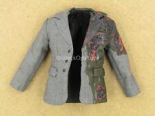 1/12 scale toy - Harvey Dent - Grey Jacket w/Explosion Damage