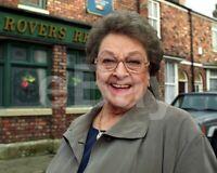 "Coronation Street (TV) Betty Driver ""Betty Williams"" 10x8 Photo"