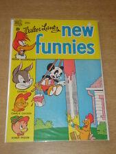 NEW FUNNIES #146 FN (6.0) ANDY PANDA WOODY WOODPECKER DELL COMICS APRIL 1949