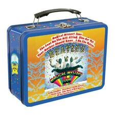 Beatles Tin Tote Large Magical Mystery Tour Lunchbox Vandor 72870