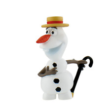 "Bullyland Figure 12969 - Disney Movies - Frozen - Olaf With Hat (6 cm/2.4"" high)"
