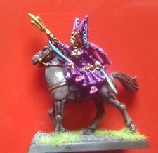 #C Bretonnian Damsel female mounted sorceress only citadel gw games workshop
