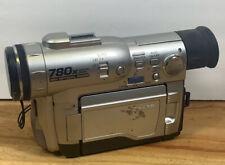 Sharp Vl-Wd450U Mini Dv Camcorder For Parts