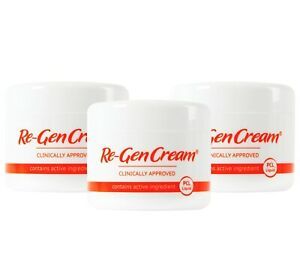 3x Re-Gen Cream - Improve the Appearance of Scars, Stretch Marks & Blemishes
