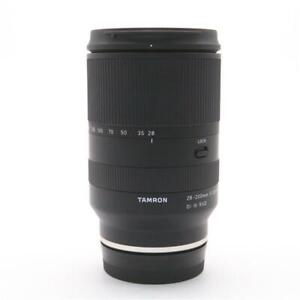 TAMRON 28-200mm F/2.8-5.6 Di III RXD Zoom Lens A071SF for Sony E-Mount New