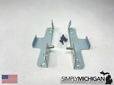 Ford Lincoln Sync 3 Screen Brackets - Standard/Flat - Mustang