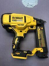 DeWALT DCN680 20-Volt 18-Gauge MAX XR Cordless Brad Nailer (Bare Tool)