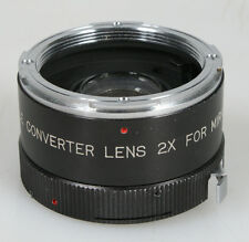 TELECONVERTER 2X FOR MIRANDA