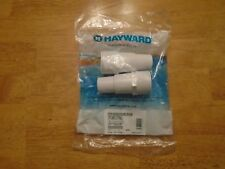 HAYWARD SPX1091Z7PAK2 SET OF 2 COMBO HOSE ADAPTERS FOR ABOVE GROUND POOLS