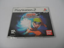 Naruto Uzumaki Chronicles Promo Version! (PAL) Playstation 2 PS2 PS3 Sony