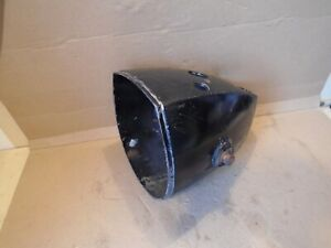 CZ 175 HEADLIGHT BUCKET headlamp bowl shell cz175 125