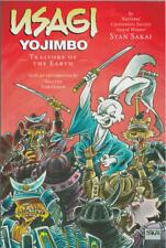 Usagi Yojimbo Book 26 Traitors of the Earth TPB