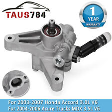 NEW POWER STEERING PUMP FOR HONDA ACCORD 3.0 V6 2003-2007 56110RCAA01 21-5349