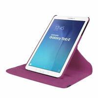 Cover für Samsung Galaxy Tab E 9.6 Zoll SM T560N T561N Tasche Hülle Case Etui AD