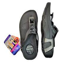 Sketchers Tone-ups Flip Flop Sandals Women Size 7 New Shoe Glitters Pewter 38736