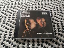 Lord Finesse & DJ Mike Smooth - Funky Technician CD Album