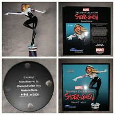 Spider-Gwen Statue Marvel Comics Statue Limited 0143/3000 Mint Rare