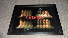 "FRANKENSTEIN PLAY PP SIGNED & FRAMED 12X8"" A4 POSTER BENEDICT CUMBERBATCH MILLER"