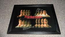 More details for frankenstein play pp signed & framed 12x8