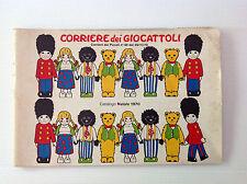 RARO-CATALOGO GIOCATTOLI IN VENDITA ALLA UPIM NATALE 1970  VINTAGE! 92 PAGINE !!