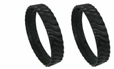 2 Pack Baracuda  R0526100  MX8  Suction Robot Pool Cleaner Track Tire Wheel