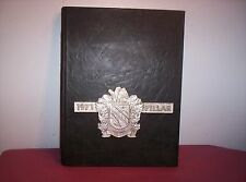 1971 PILLAR Peabody College Yearbook, Nashville, Tennessee