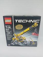 LEGO 8270 Technic Rough Terrain Crane Brand New Factory Sealed.