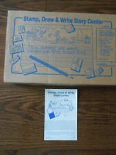 Stamp, Draw & Write Story Center for children ages 4 and up