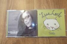LISA LOEB & NINE STORIES - TAILS 1995 pop rock CD Geffen Records LYRICS
