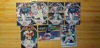 Ronals Acuna Jr Baseball Card Lot: Mixed Years/Makes RC/Base/Inserts Braves