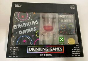AMSCAN Adult Drinking games JEUX DE BOISSON. New in box