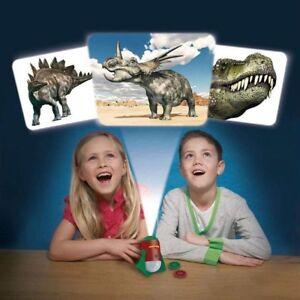 Dinosaur Projector & Night Light - Brainstorm, toy, children's, kid's, stocking