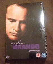 Marlon Brando Collection The Young Lions/Morituri/Viva Zapata/Sayonara/The Mis