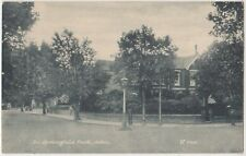 In Springfield Park Acton, London Postcard B815
