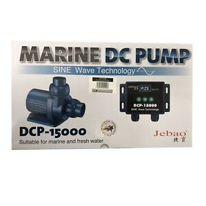 JEBAO MARINE DC PUMP DCP-15000 WITH CONTROLLER (15000 L/H)