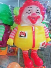 Ron English MC Supersized Black Light Magic Yellow Edition Sofubi New in Box