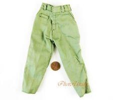 1 6 Scale Action Figure Ww2 USMC Marine Airborne Uniform Trousers Pants OK004