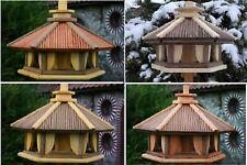 Vogelhaus mit Einsatz zum Füttern XXL-XL-L,Vogelhäuschen,Futtersilo,Vogelstation