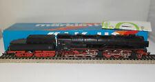 MARKLIN H0 : 3102 loco vapore DRG Br 53 con scatola originale e accessori 1979 +