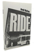 David Walton RIDE  1st Edition 1st Printing
