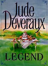 Legend by Jude Deveraux (1996, Hardcover) FIRST EDITION, PRINTING, NEW UNREAD