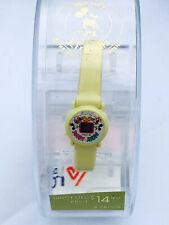 Vintage Lorus Disney Mickey Minnie Mouse Lcd Mini Watch (1299M)